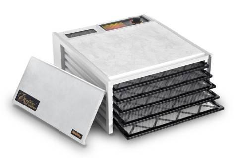 Excalibur 4500 dehydrator white