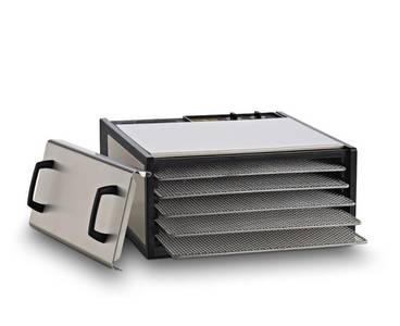Excalibur D502SHD stainless steel dehydrator