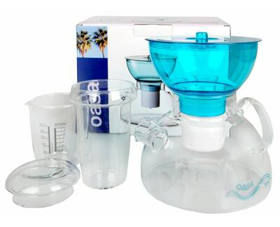 oasa filter package
