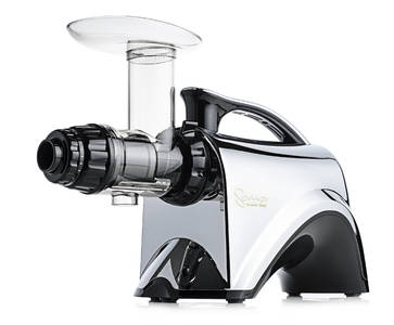 Sana by Omega EUJ-606 horizontal juicer chrome