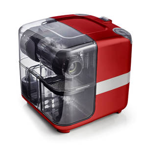Omega Juice Cube 302 red