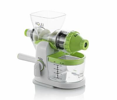 Koju manual juicer white
