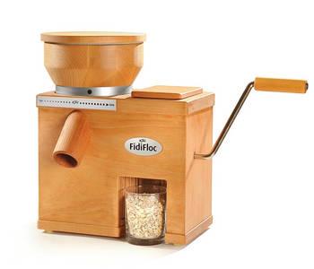 FidiFloc 21 grain mill flaker KoMo