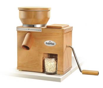 FidiFloc Medium by Komo flaker mill