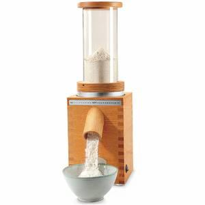 komo flour sifter operation