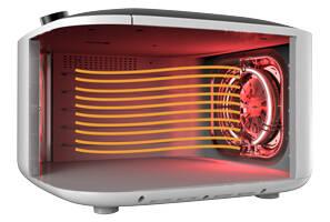 IR D5 Infrared Dehydrator by Counter Intelligence solar mode