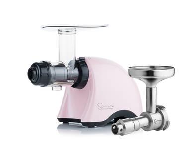 Sana EUJ-707 pastel pink plus EUJ-702 oil extractor