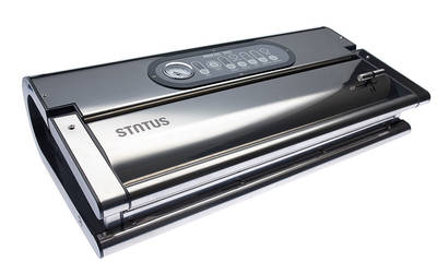Status commercial vacuum sealer angle view