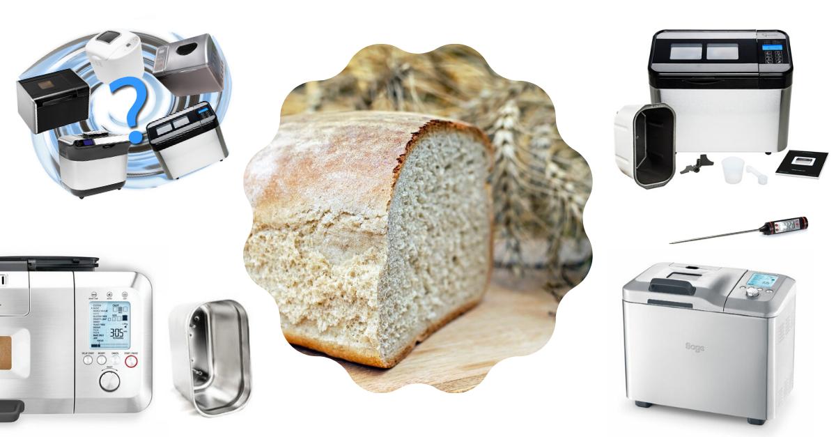 jak vybrat domácí pekárnu