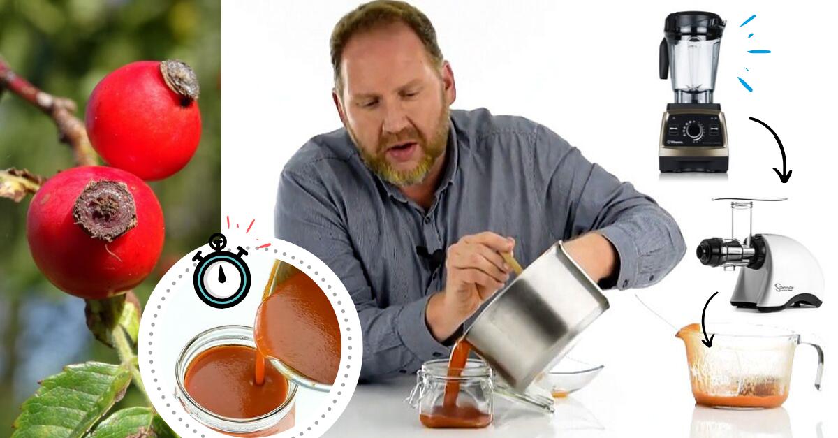 šípková marmeláda