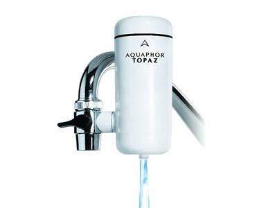 vodní filtr Topaz na kohoutek